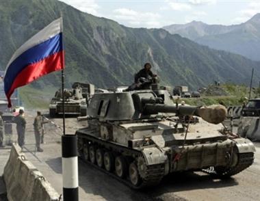 روسيا تقوم بمراقبة ميناء بوتي الجورجي