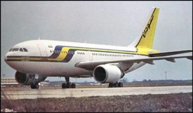 خاطفو الطائرة السودانية يرومون التوجه إلى باريس بعد طرابلس