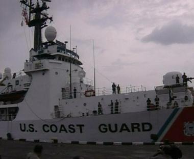 وصول مدمرة أمريكية إلى ميناء باتومي الجورجي