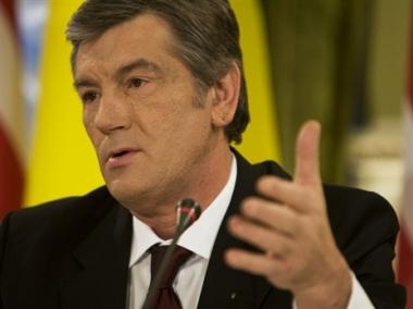 يوشينكو: اعتراف روسيا باستقلال الجمهوريتين أمر غير مقبول لأوكرانيا