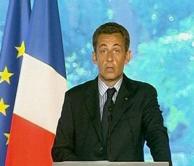 ساركوزي: لا أحد يريد عودة الحرب الباردة
