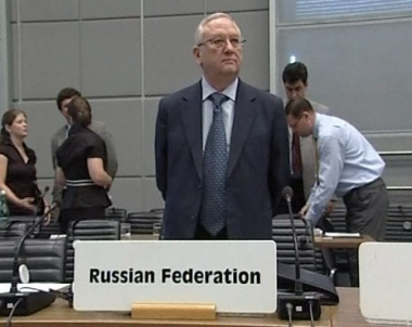 روسيا تنفي اتهامات جورجيا بقيامها بالتطهير العرقي