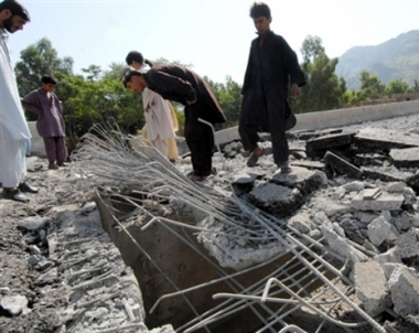 قتلى وجرحى في انفجار بباكستان