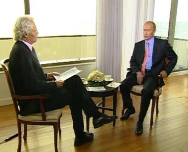 بوتين: إدارة بوش افتعلت أزمة القوقاز لصالح ماكين