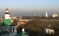 منظر عام لمدينة فلاديمير