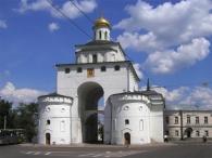 الباب الذهبي رمز لمدينة فلاديمير