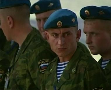 وحدات من الجيش الروسي تشارك في قوات حفظ السلام بتشاد