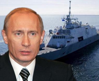 روسيا لن تبقى متفرجة على تحشد سفن الناتو في البحر الاسود