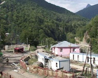 الجيش الابخازي يعثر على 50 شاحنة جورجية في وادي كودور