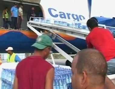 روسيا ترسل مساعدات إنسانية للمتضررين بسبب الاعصار في كوبا