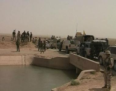 الجنود الأمريكيون يقتلون 6 من قوات الأمن العراقية