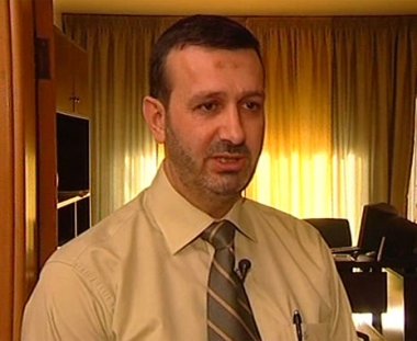 د. جباغ قبلو استاذ التاريخ في جامعة دمشق من اصل اوسيتي