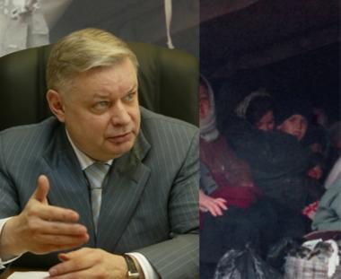 هيئة الهجرة تؤكد عدم نية روسيا في تهجير جورجيين من اراضيها