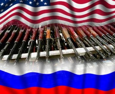 ااشتداد حدة التنافس الروسي الامريكي في سوق السلاح