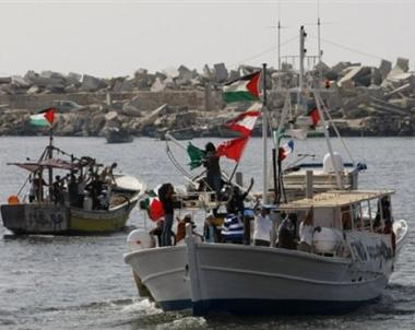 غزة... كسر للحصار بواسطة السفن