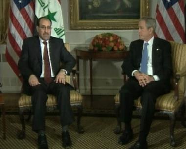 واشنطن تتجسس على كبار المسؤولين العراقيين