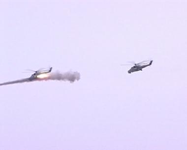 سلاح الجوي الروسي يختبر قدراته في