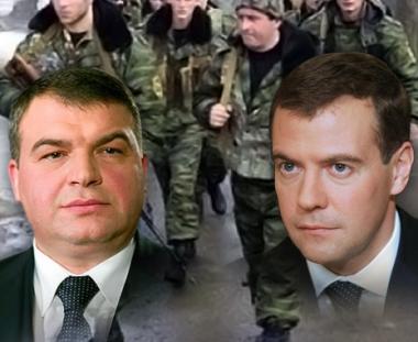 وزارة الدفاع الروسية: نشر حوالي 3800 عسكري في كل من الجمهوريتين المستقلتين