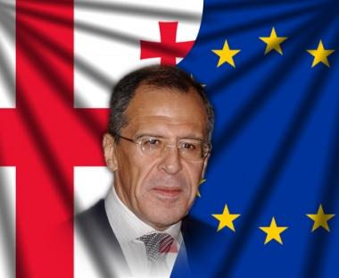 لافروف يحذر اوروبا من استفزازات سآكاشفيلي المحتملة
