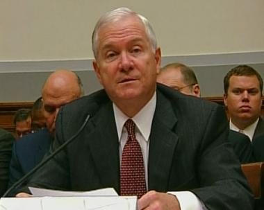 غيتس: استمرار سحب القوات الامريكية من العراق امر ممكن