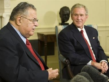 رغبة أمريكية عراقية بتقليص القوات في العراق