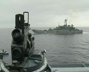 تعاون روسي - سوري في مجال القوات البحرية