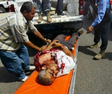 سقوط 5 من أفراد الشرطة العراقية شمال بغداد