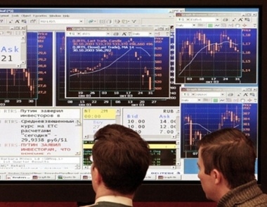 البورصة الروسية تستأنف التعاملات بعد تعليقها
