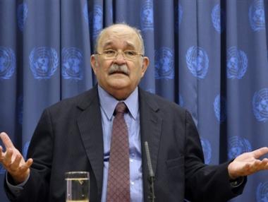 بروكمان يحمل جورجيا مسؤولية أزمة القوقاز