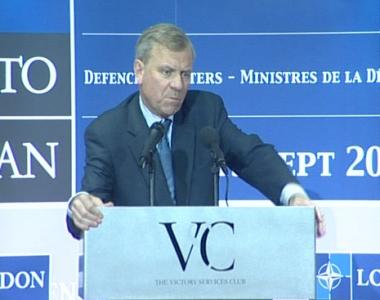 سخيفر يجدد دعم الناتو لجورجيا ويشكو التحديات الكبيرة