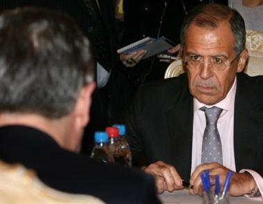 لافروف قد يلتقي بوش على هامش الدورة 63 للجمعية العامة للامم المتحدة