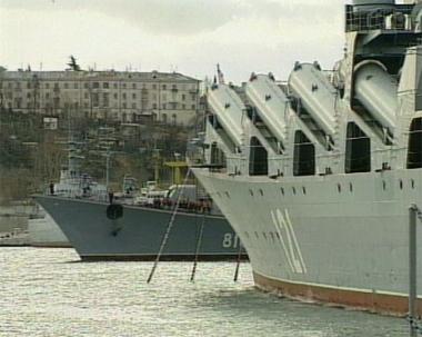 وفد روسي إلى أوكرانيا لبحث مسائل الأسطول الروسي