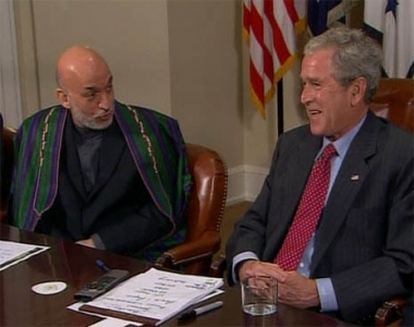 واشنطن تؤيد كرزاي في دعوته طالبان للدخول في مفاوضات سلام