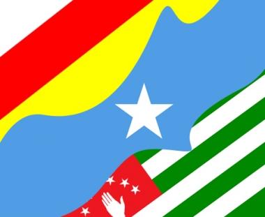 الصومال مستعدة للاعتراف بأبخازيا وأوسيتيا الجنوبية
