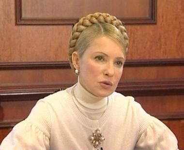 تيموشينكو تزور موسكو لبحث القضايا العالقة