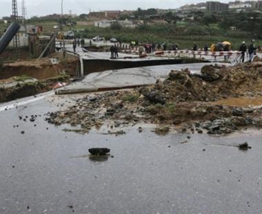 السيول تؤدي الى مصرع 29 شخصا في ولاية غرداية جنوب الجزائر