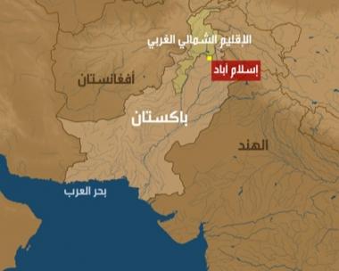مقتل 4 باكستانيين في تفجير انتحاري