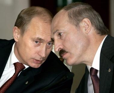 بوتين يناقش مع القيادة البيلوروسية مسألة نشر منظومة الدرع الصاروخية المشتركة