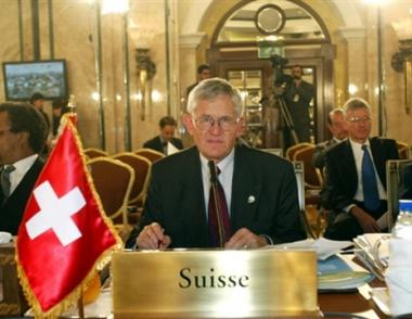 سويسرا مستعدة لتمثيل مصالح روسيا الإتحادية في جورجيا