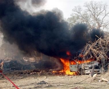 مقتل 12 شخصا في تفجير انتحاري بإقليم بنجاب الباكستاني