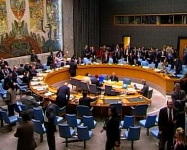 مجلس الأمن يبحث تمديد مهمة بعثة الأمم المتحدة في جورجيا