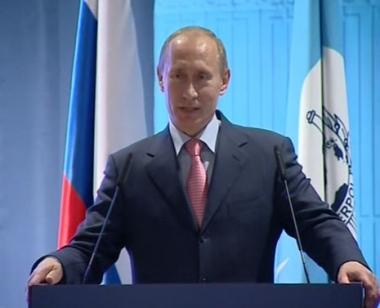 بوتين: يتم بمساعدة الانتربول الكشف عما يقارب 7000 جريمة سنوياً
