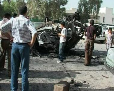 قتلى وجرحى في بغداد والموصل