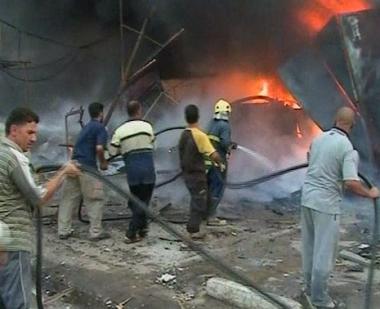 مقتل وإصابة العشرات في انفجارات بالعراق