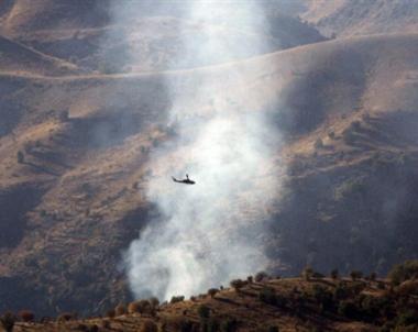 طائرات تركية تقصف 31 هدفا كرديا في شمال العراق