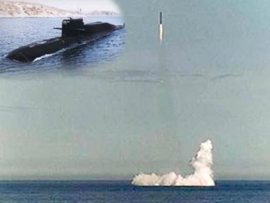 اطلاق الصاروخ البالستي العابر للقارات
