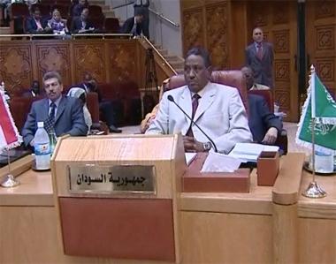 اجتماع استثنائي لوزراء العدل العرب حول البشير