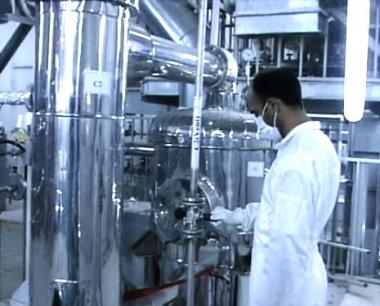 إيران مستعدة لتشغيل محطة بوشهر