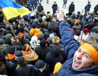 أوكرانيا تدخل قائمة أكثر البلدان تعرضا للأزمة المالية العالمية