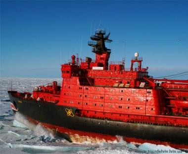 روسيا تخطط لتطوير اسطول كاسحات الجليد على مدىالسنوات الـ 15 القادمة